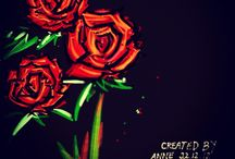 Flowery / The flower That blooms in adversity is the most rare and beautifull of all