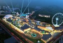 Amusement park in India / Amusement parks offer unlimited fun and frolic for people all ages. Regardless of any age, people who want to relax and entertain can visit such parks.