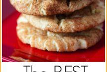 Baking recipes