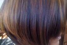 Hair color highlights / by Sara Courtney