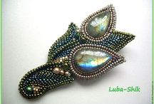 Bead embroirery