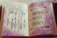Journals and Scrap (Ideas, Inspiration and Pictures)