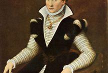 Scipione Pulzone / Storia dell'Arte Pittura  16° sec. Scipione Pulzone 1544-1598
