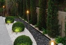 Gardening lighting