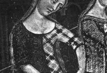 Ikonografia XIV-XV wiek / Szukam obrazków, żeby móc kłócić się o źródła w internetach :)