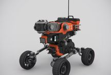 Robo vehicles