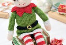 Poupées tricotéespoupees tricoté