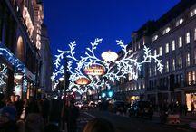 • Londres - photos personnelles • / Quelques photos personnelles de l'ambiance dans les rues londoniennes.