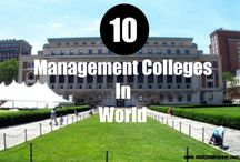 Study And Career / Get tips on making your carrier, best institutions in world.