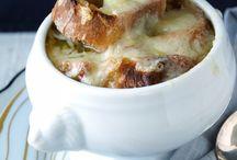 Polievky soups / Same polievocky
