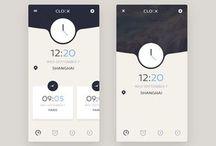 watch interface