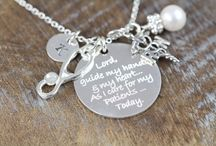 Engraved Jewelry for Nurses