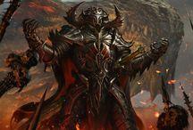 Pathfinder - Hell Knights