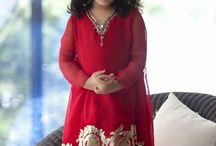 Pakistani girls' clothes / by Batool Ali