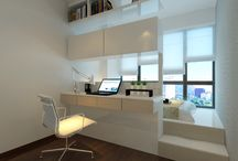 office bedroom