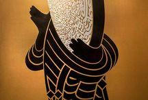 Calligraphe -arabie / by AHMED   EL MOURARI