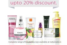 Protect your #skin to #burningsun in #summer with #indiameds. / Upto 20% Off on Cosmetic product at Indiameds