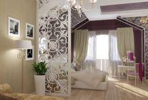 Спальня дом Гены