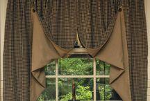 toques country / cortinas, decoración, de todo un poco