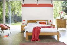 Classic bedroom design / Bed designs whose classic shapes have stood the test of time