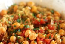 Healthy Eating - Vegetarian Lunches & Dinners