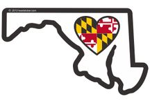Heart in Maryland / Follow your Heart, it will lead you Home.