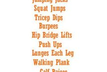 Wishful workouts