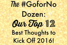 Notivation / Fun, inspiring quotes to encourage you to grow and Go for No!