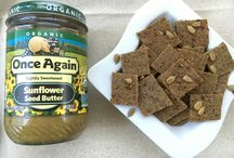 Sunflower Seed Butter - Recipes