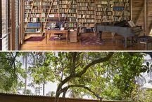 Biblioteca / escritorio