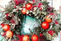 Το κουκί και το ρεβύθι..Χριστουγεννιάτικος στολισμός...
