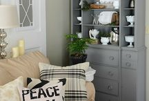 Grey Painted Furniture / Different ideas on painting grey furniture