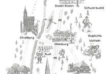 Heimat 1: Ortenau in Baden-Württemberg (Fotos-Pins aus Nord- und Südbaden und dem Schwarzwald)