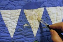 Repairs to quilts