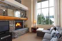 Stoneridge #9 / This beautiful 3 bedroom 2 bathroom townhome is ideally situated close by the ski slopes of the Upper Village and is only a free shuttle ride away from the action of Whistler Village.