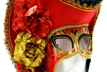 Masks, Costumes and Artistic Ensembles / Items for creative photography, for dramatic presentations, for playful fun and other design activities / by Julie Harper Chlarson