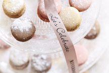 ❥ Treats & Sweets / It's a tea party...