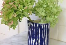 Frances Palmer Pottery / See why we love Frances Palmer's gorgeous pottery.