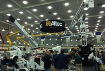 Altec Events / We take pride in participating in events around the world, and displaying our equipment in a multitude of venues.
