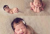 Newborn pictures  / by Julianne Marse