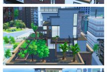 TS4 BUILDS