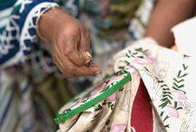 Hand Stitching / Hand stitching, Textiles, Slow Stitching, Mending