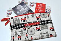 Zipper Pouch and Bag