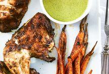 Dinner Ideas- Chicken