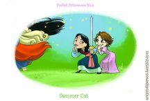 Pocket princesses  / The Pocket Princess