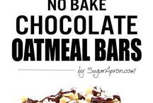no bake items
