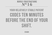 Nursing / Channeling my inner Ida V. Moffett  / by Kimbrell Lee