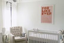 nursery / by Heather Shedden