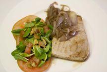 Pescados / Los pescados más frescos con las guarniciones más deliciosas. www.restauranteespadana.es
