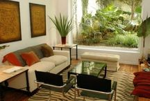 lofts y decoración / interiorismo